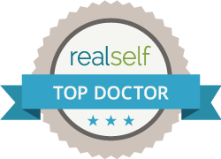 realself top doctor award dr. zwiebel denver colorado plastic surgeon